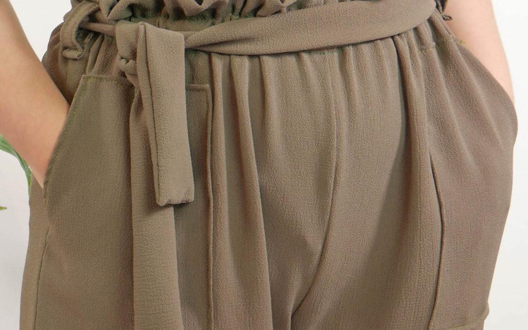 Tuto couture – Comment coudre le pantalon Cedre