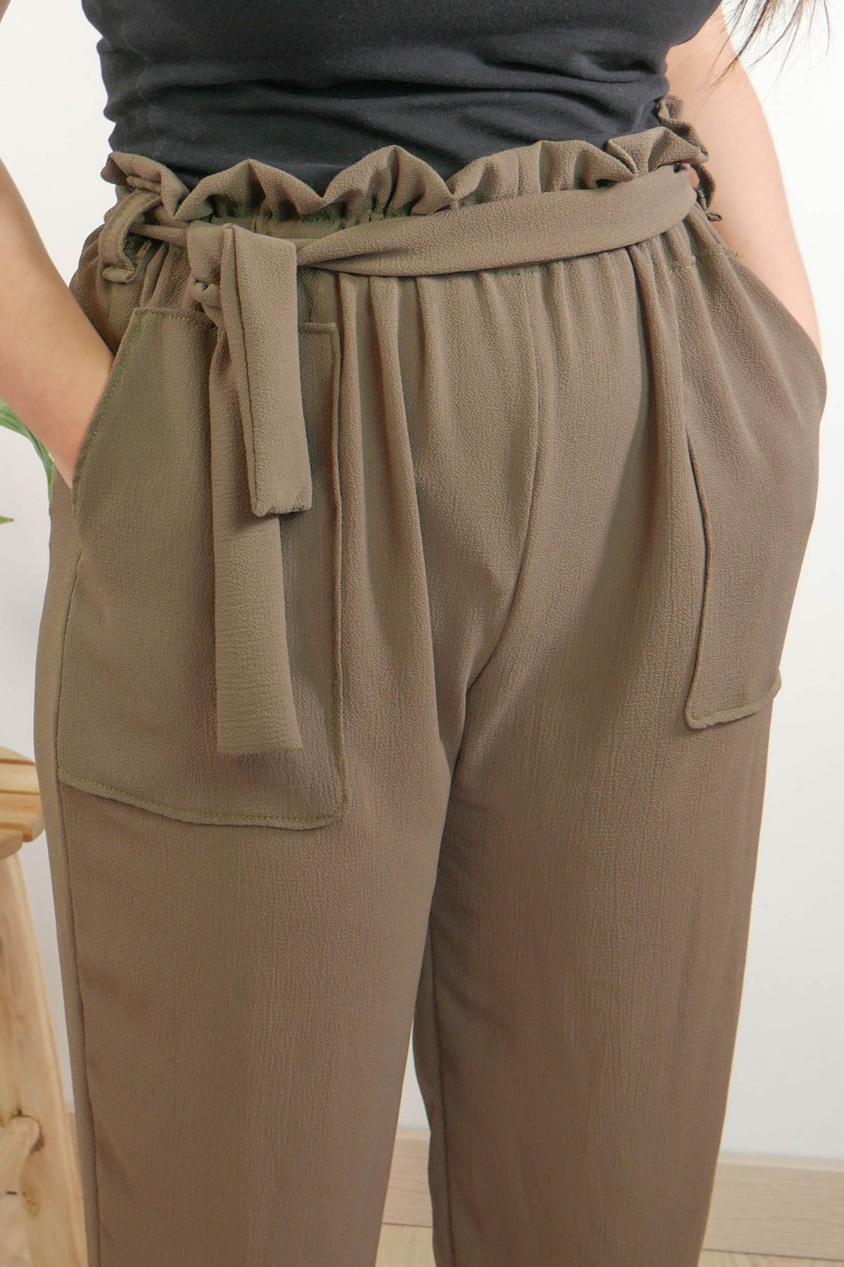 Pantalon cedre