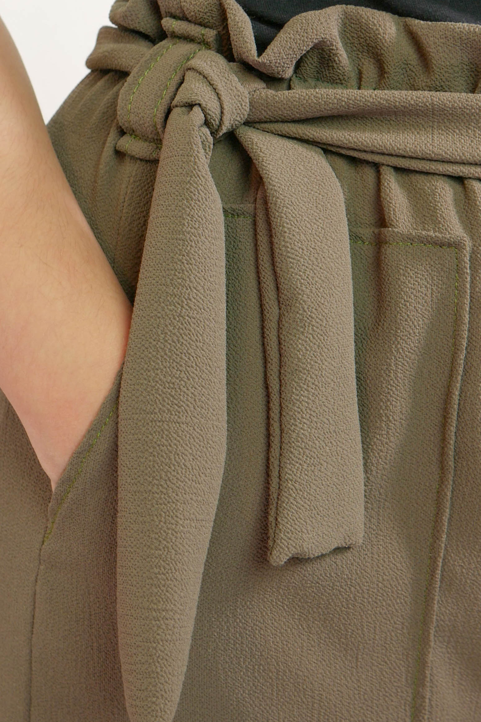 Pantalon cedre ceinture