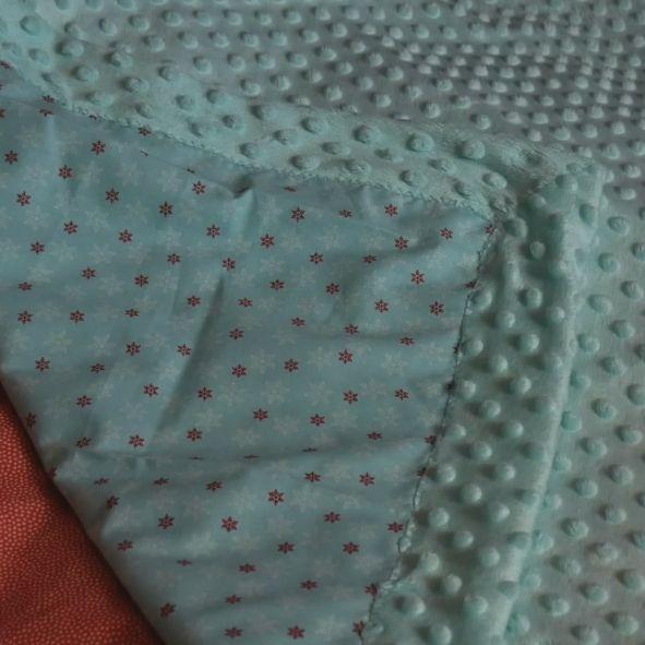 Patron couverture bébé