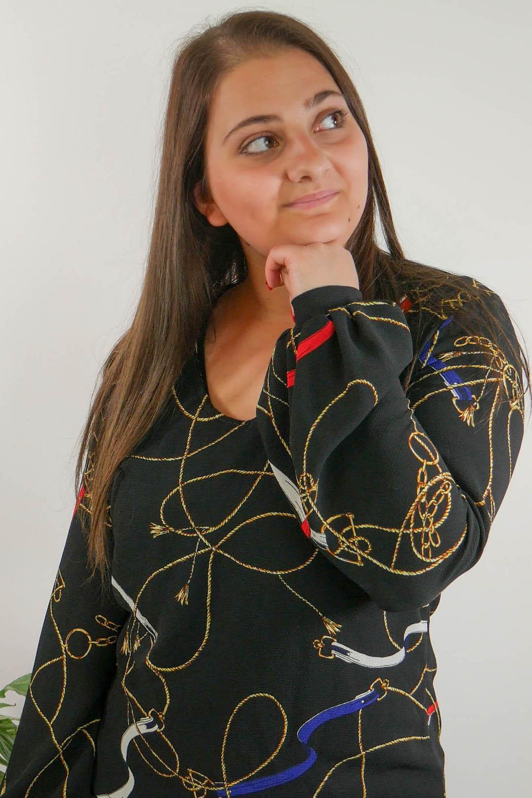 blouse ebene patron pdf